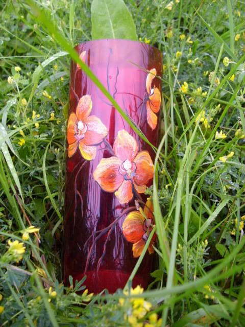 Orchidėjų šokis