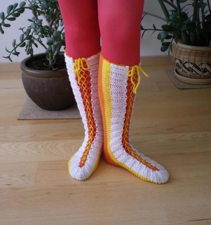 Suvarstomos kojinės