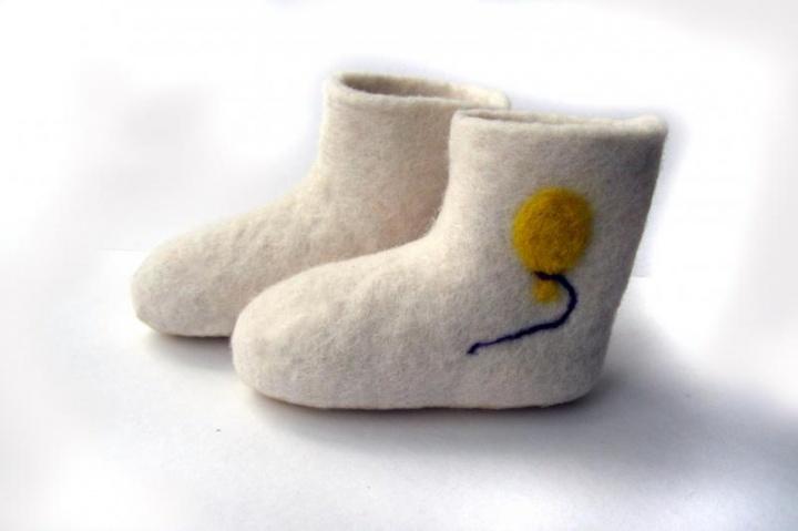 """Vaik. veltinio batai """"Balionėlis"""""""