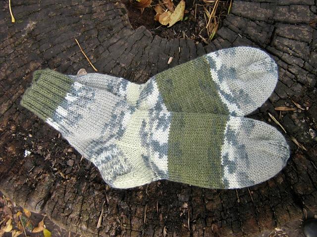 Žemiškos kojinės