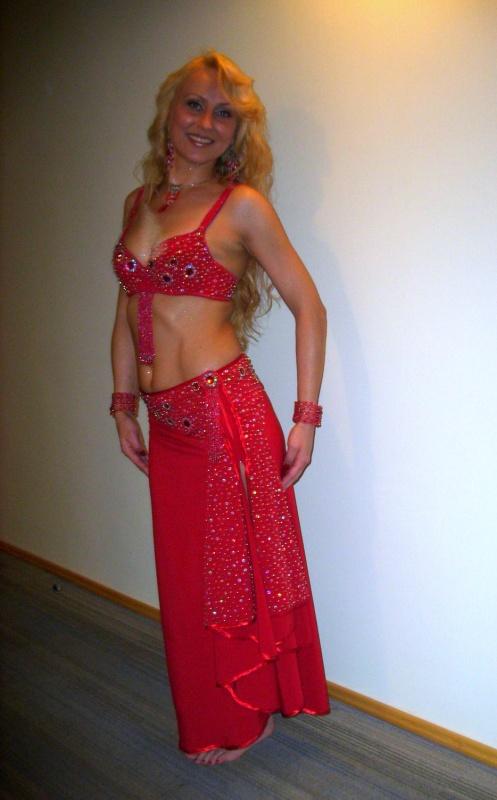 Pilvo šokio kostiumas