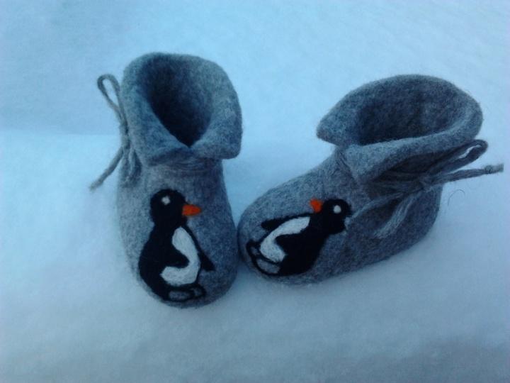 Pingviniuko pingvinukai