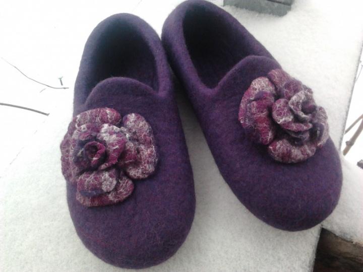 Violetinė Rožė
